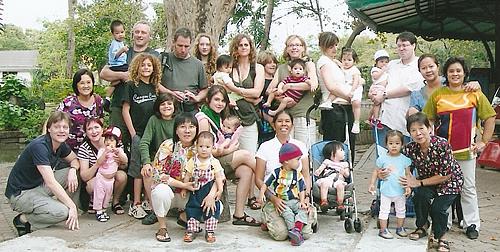 Dusit Zoo Visit 2009